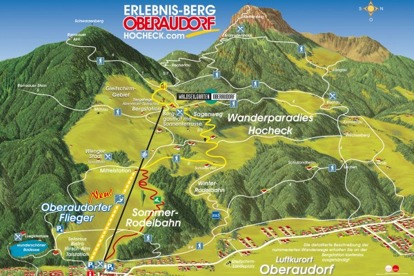 Erlebnisberg Oberaudorf
